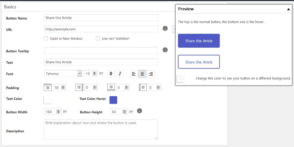 aggiungere bottone wordpress con maxbuttons