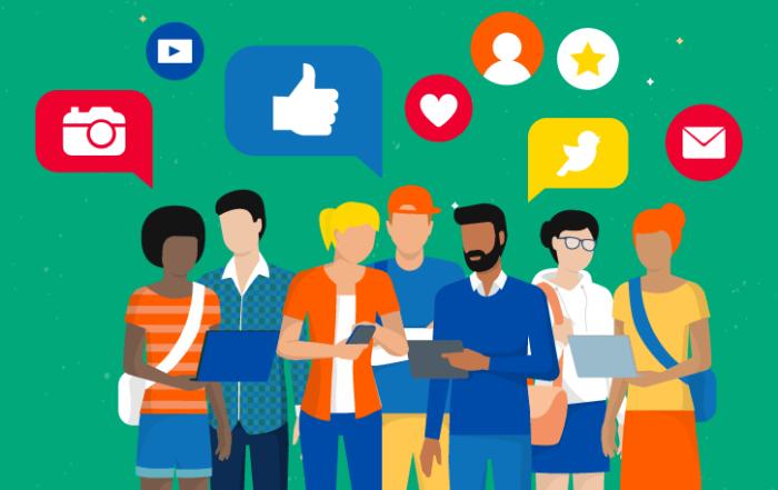 aggiungere social media icon in wordpress