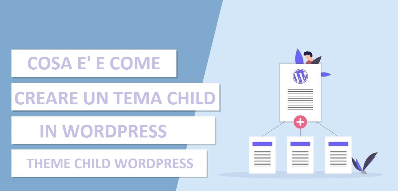 tema child wordpress