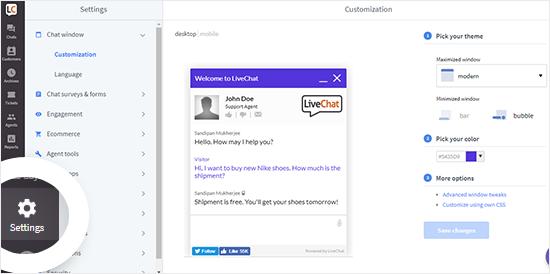 aggiungere-live-chat-in-wordpress-come-personalizzare-grafica