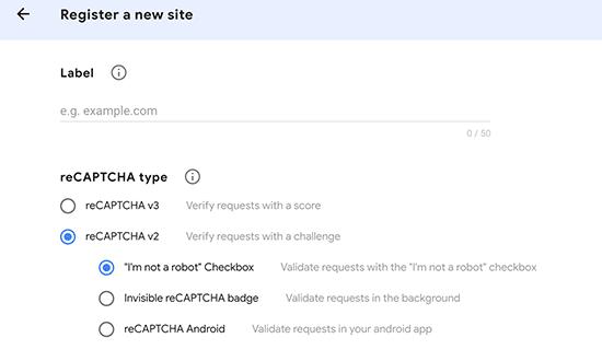 come-aggiungere-google-recaptcha-in-wordpress