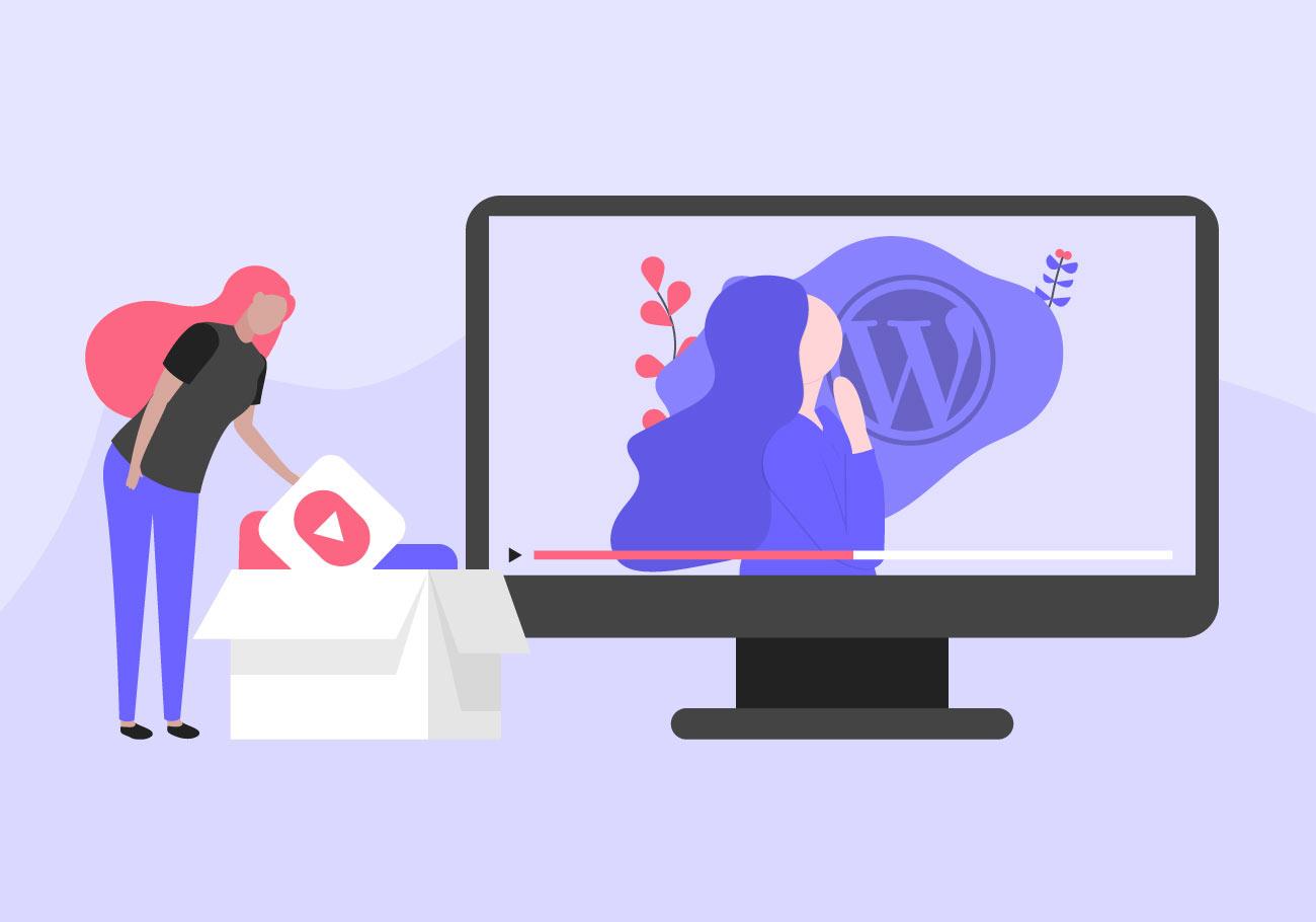 Come Aggiungere Video In Wordpress Di Youtube E Similari