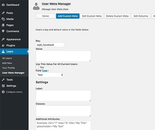 creare-campi-personalizzati-nel-form-di-registrazione-wordpress