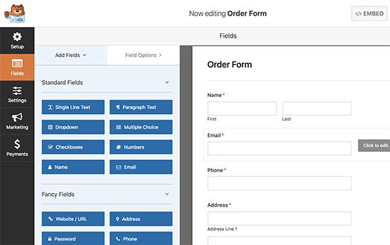 creare-form-per-pagamenti-con-carta-di-credito-in-wordpress-con-wpforms