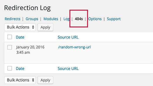 errore-404-in-wordpress-redirection