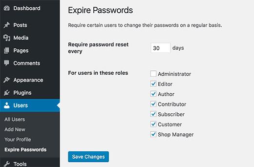 impostare-scadenza-password-utenti-in-wordpress