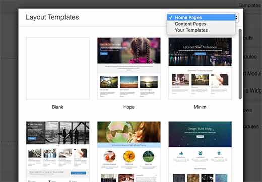 layout-di-pagina-templates-di-beaver-builder-per-wordpress