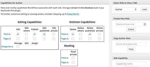 modificare-autorizzazioni-ruoli-utente-in-wordpress