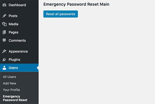 reset-password-utenti-in-wordpress