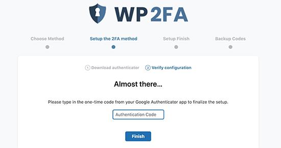Verifycode