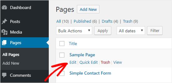 abilitare-commenti-in-wordpress-su-una-pagina-o-post