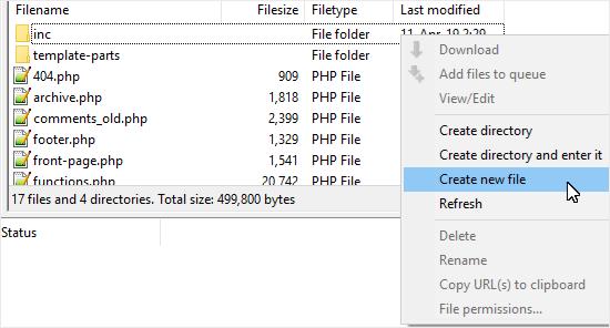 create-a-new-comments-file-per-wordpress