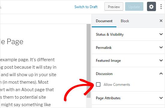 discussione-meta-box-in-wordpress