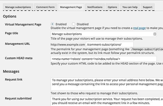 management-page-iscrizione-commenti-del-sito-wordpress