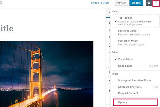 Screenoptions In Wordpress