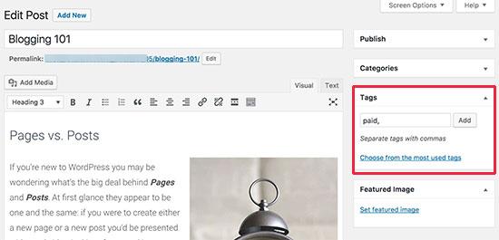 aggiungere-contenuti-solo-per-gli-iscritti-in-wordpress
