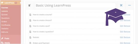 Learnpresswordpressplugin