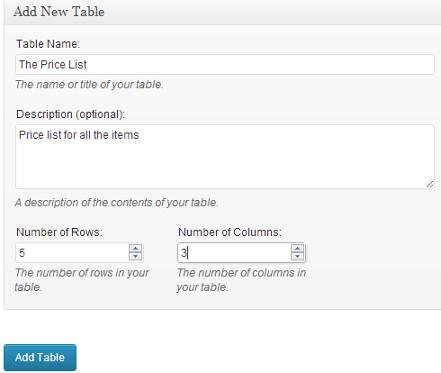 come-aggiungere-tabelle-su-wordpress
