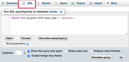 eliminare-revisioni-wordpress-con-mysql