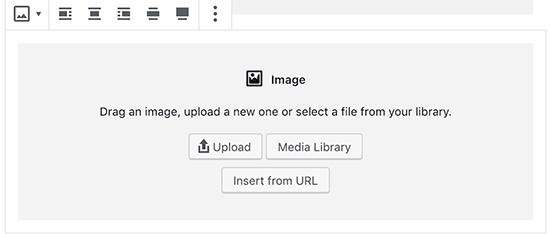 inserire-immagine-con-gutenberg-block-editor