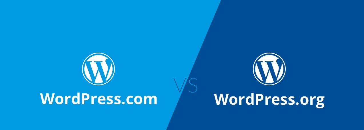 Le Differenze Tra Wordpress Com E Wordpress Org