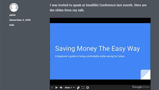 inserire-presentazione-google-slides-su-wordpress