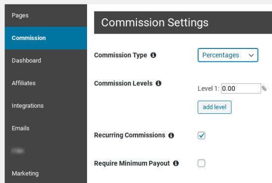 Affiliate Royale Commission