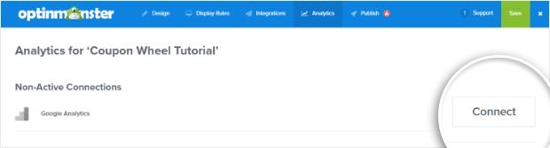 Cw Connect Google Analytics