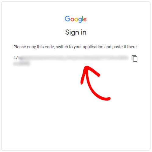 Cw Copy Authentication Code