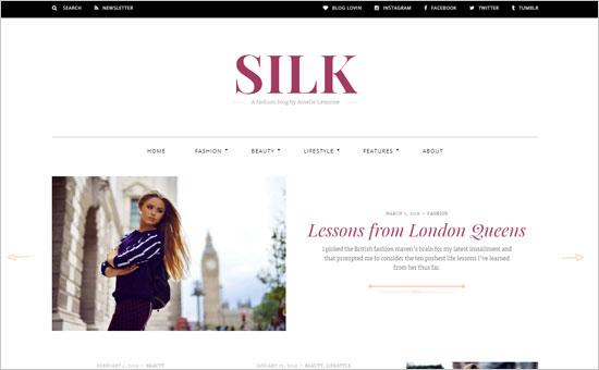 Silk Theme