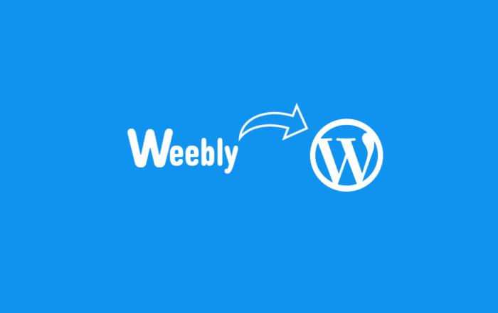 come-migrare-da-weebly-a-wordpress