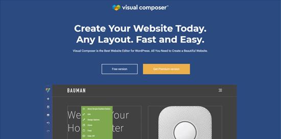 Visualcomposerwebsitebuilder