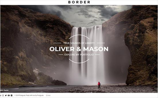 Border Theme