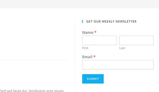 Newslettersidebarpreview
