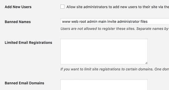 Registeroptions