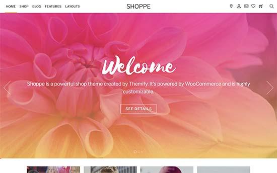 Shoppe Woocommerce