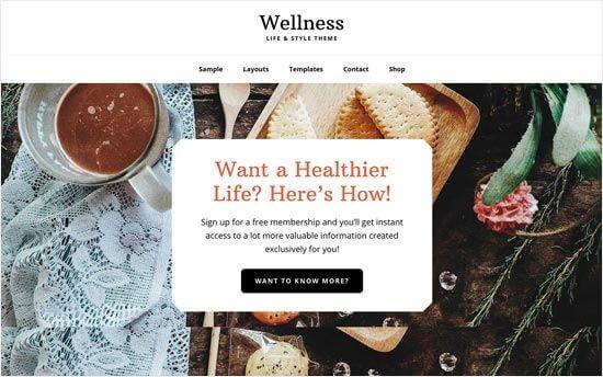 Wellness Theme