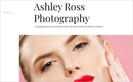 Astra Photographer