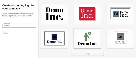 Constant Contact Six Logos