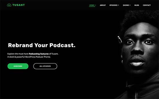 Tusant Theme Podcast
