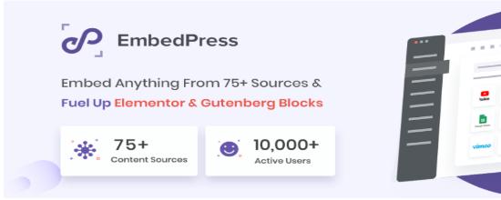 Embedpress Pdf Plugin Wordpress