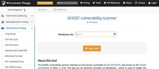 Ghostvulnerabilitychecker