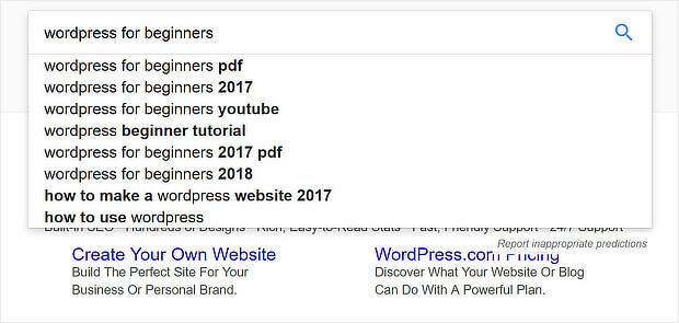 Autosuggest Google Search1