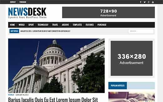 Newsdesk