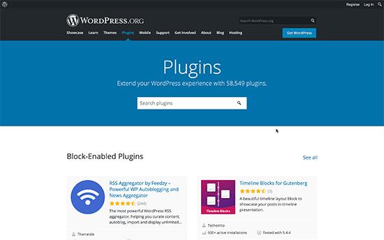 Wordpresspluginsstore