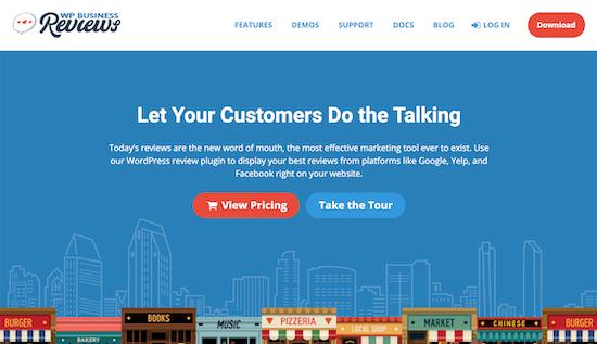 Wp Business Reviews Plugin