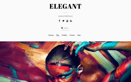 Elegant Theme Fashion