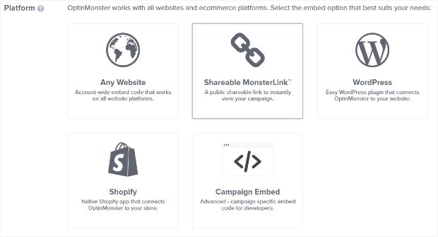Publishing Platforms