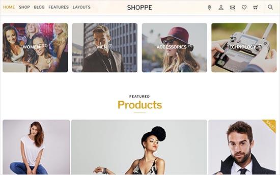 Shoppe Fashion