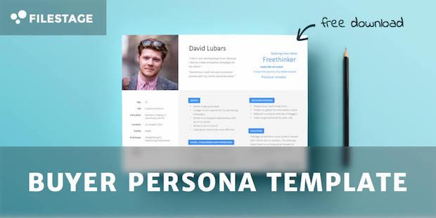Buyer Persona Template 6